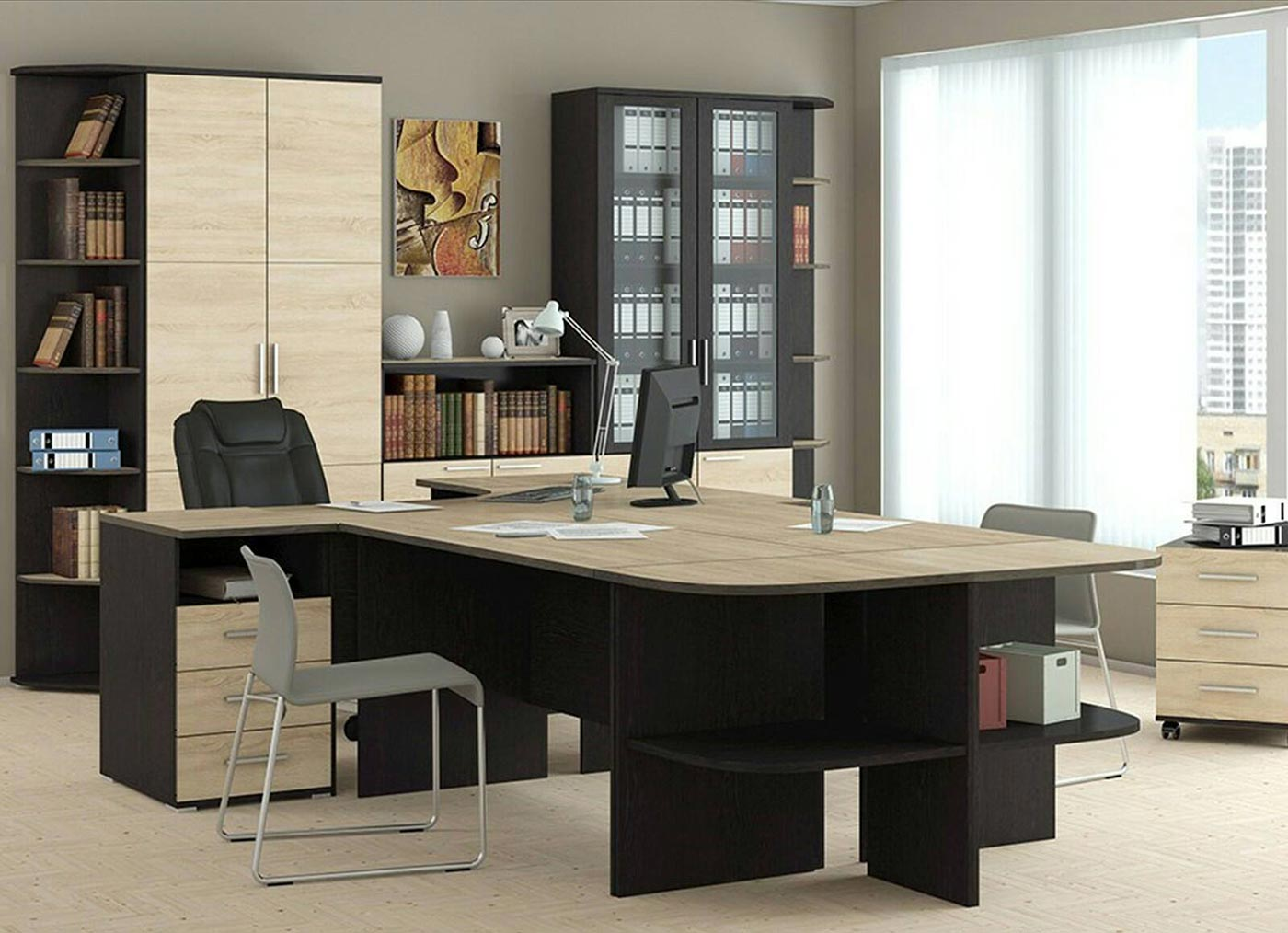 Офисная мебель b015