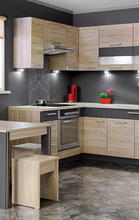 Кухня k004